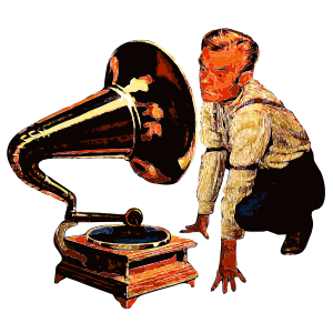 Man-listening-to-Gramophone-2014101653