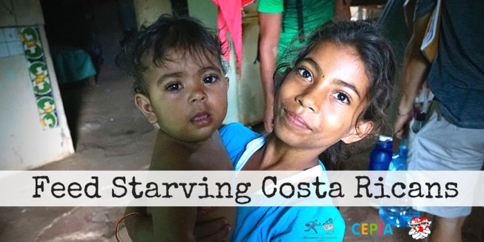 Feed Starving Costa Ricans