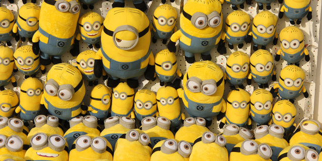 Not these sort of minions.